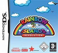 Okładka Rainbow Islands Revolution (NDS)