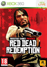 Game Red Dead Redemption (X360) cover