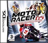 Okładka Moto Racer DS (NDS)