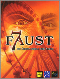 Okładka Faust: The Seven Games of The Soul (PC)