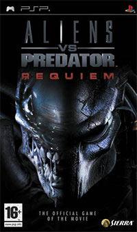 Okładka Aliens vs Predator: Requiem (PSP)