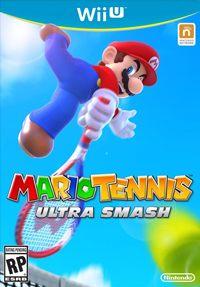 Okładka Mario Tennis: Ultra Smash (WiiU)