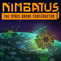 Game Box for Nimbatus: The Space Drone Constructor (PC)