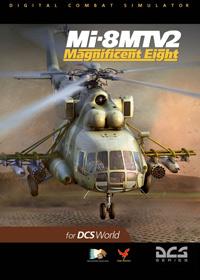 Okładka Digital Combat Simulator: Mi-8MTV2 Magnificent Eight (PC)