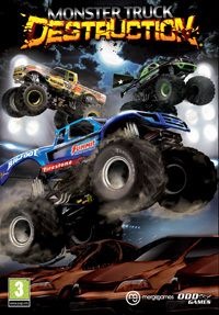 Okładka Monster Truck Destruction (PC)