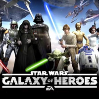 Game Star Wars: Galaxy of Heroes (iOS) cover