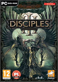 Okładka Disciples III: Resurrection (PC)