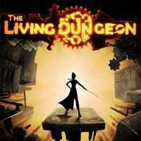 Game The Living Dungeon (PC) cover