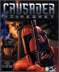 Okładka Crusader: No Regret (PC)