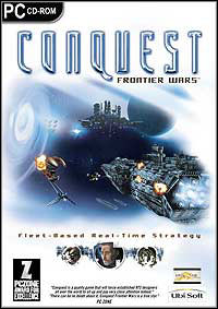 Okładka Conquest: Frontier Wars (PC)