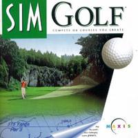 Okładka SimGolf (PC)