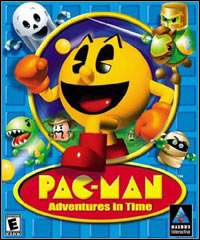 Pac-Man: Adventures in Time (PC cover