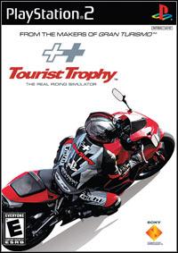 Okładka Tourist Trophy (PS2)