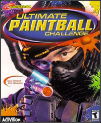 Game Box for Ultimate Paintball Challenge (PC)