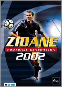 Okładka Zidane Football Generation 2002 (PC)