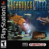 Okładka Treasures of the Deep (PS1)