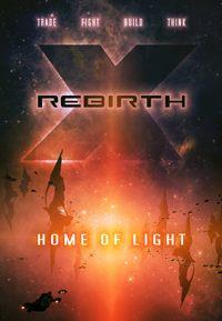 Okładka X Rebirth: Home of Light (PC)
