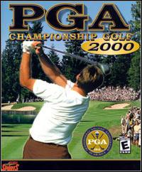 Okładka PGA Championship Golf 2000 (PC)