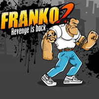 Game Box for Skinny & Franko: Fists of Violence (PC)