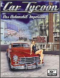 Okładka Car Tycoon (PC)