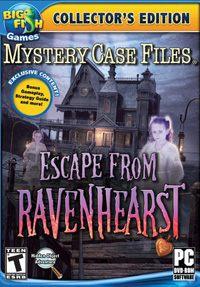 Okładka Mystery Case Files: Escape from Ravenhearst (PC)