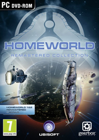 Game Box for Homeworld Remastered Collection (PC)