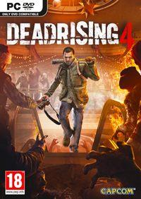 Game Dead Rising 4 (XONE) cover