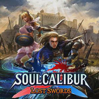 Okładka Soulcalibur: Lost Swords (PS3)