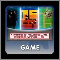 Okładka Namco Museum Essentials (PS3)