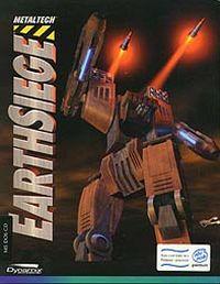Okładka Metaltech: EarthSiege (PC)