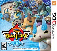 Game Box for Yo-Kai Watch Blasters (3DS)