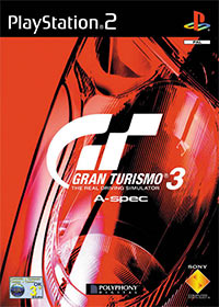 Okładka Gran Turismo 3: A-Spec (PS2)