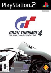 Game Box for Gran Turismo 4 (PS2)