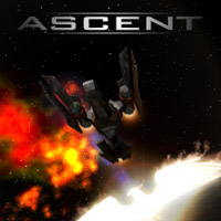 Okładka Ascent: The Space Game (PC)
