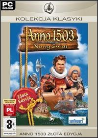 Okładka Anno 1503: Gold Edition (PC)