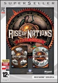 Okładka Rise of Nations: Gold Edition (PC)