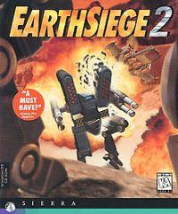 Okładka EarthSiege 2 (PC)