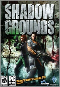 Okładka Shadowgrounds (PC)