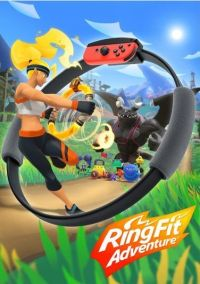 Game Box for Ring Fit Adventure (Switch)