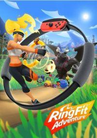 Okładka Ring Fit Adventure (Switch)