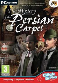 Okładka Sherlock Holmes: The Mystery of the Persian Carpet (PC)