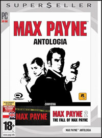 Game Box for Max Payne: Antologia (PC)