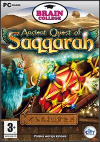 Okładka Ancient Quest of Saqqarah (PC)