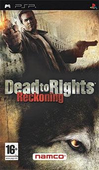 Okładka Dead to Rights: Reckoning (PSP)