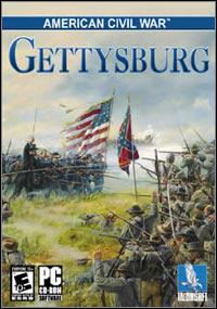 Game Box for American Civil War: Gettysburg (PC)