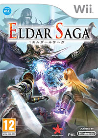 Okładka Valhalla Knights: Eldar Saga (Wii)