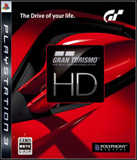 Okładka Gran Turismo HD Concept (PS3)