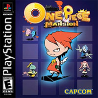 Game Box for One Piece Mansion (PS1)