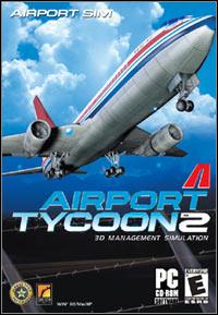 Okładka Airport Tycoon 2 (PC)