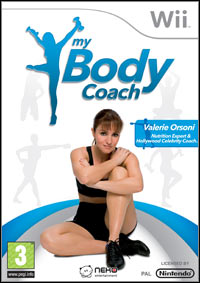 Game Box for My Body Coach (Wii)